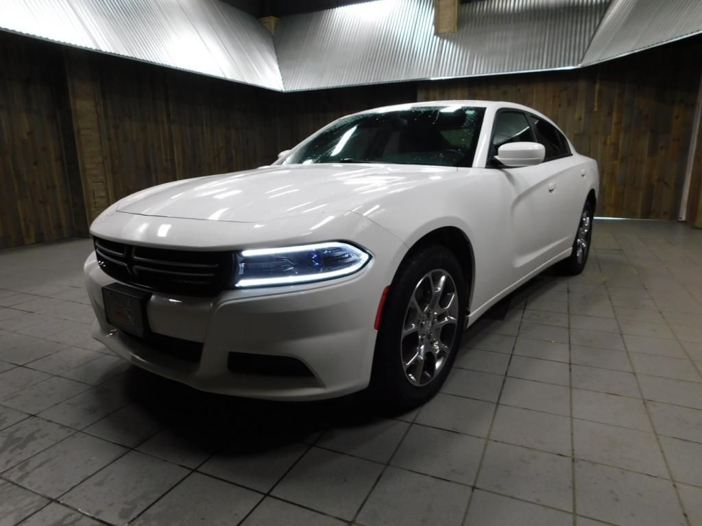 2015 Dodge Charger SE AWD - 18022523 - 3