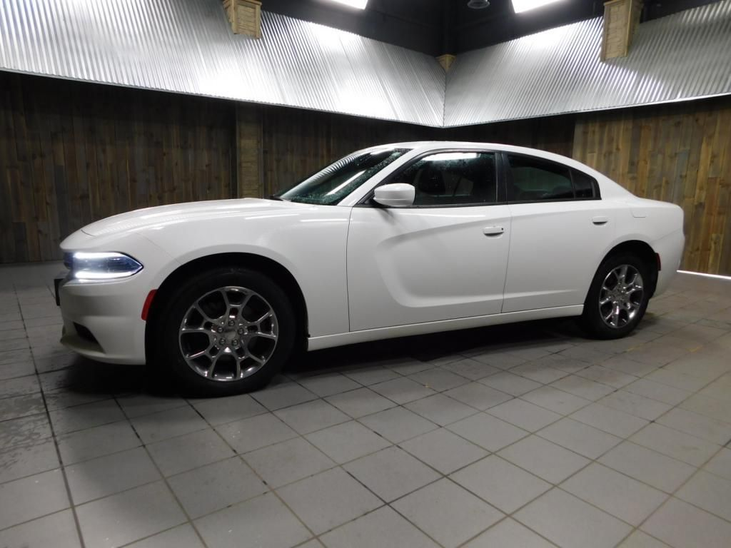 2015 Dodge Charger SE AWD - 18022523 - 4