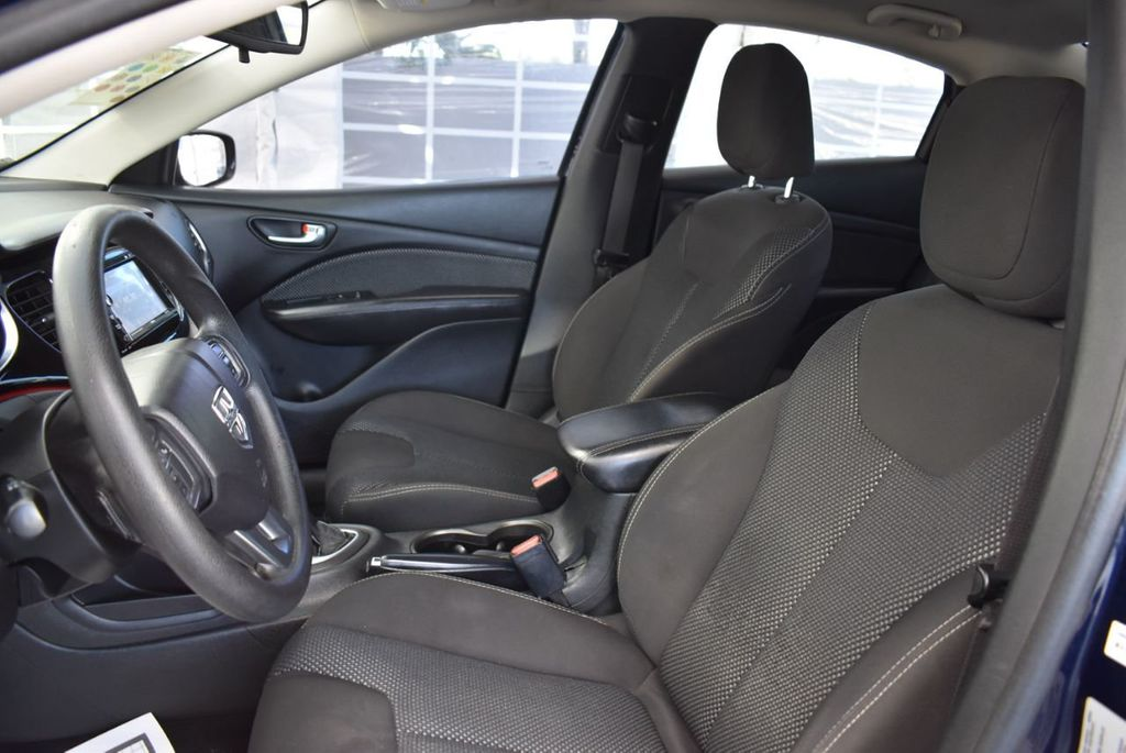 2015 Dodge Dart 4dr Sedan SXT - 18028262 - 14