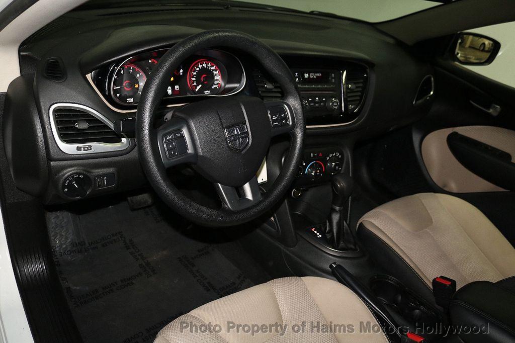 2015 Dodge Dart 4dr Sedan SXT - 18496931 - 18