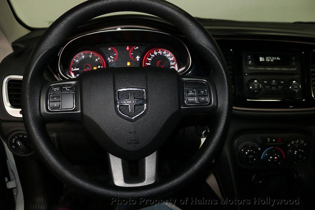 2015 Dodge Dart 4dr Sedan SXT - 18496931 - 26