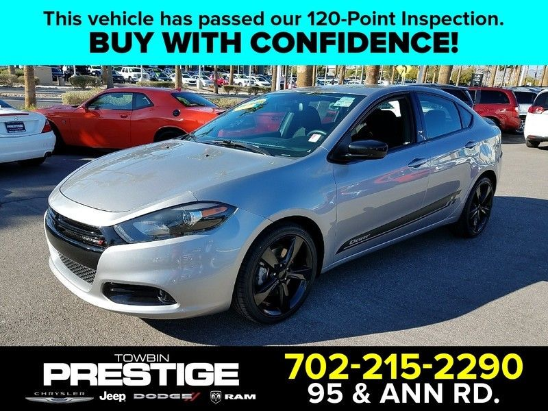 2015 Dodge Dart 4dr Sedan SXT - 17079788 - 0