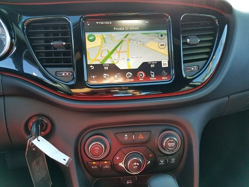 2015 Dodge Dart 4dr Sedan SXT - 17079788 - 21