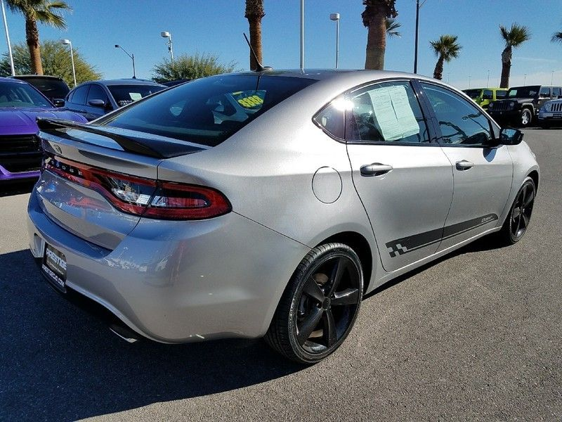 2015 Dodge Dart 4dr Sedan SXT - 17079788 - 4