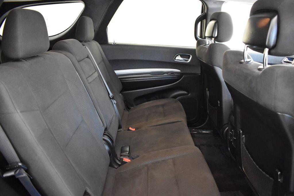 2015 Dodge Durango 2WD 4dr SXT - 18093621 - 21