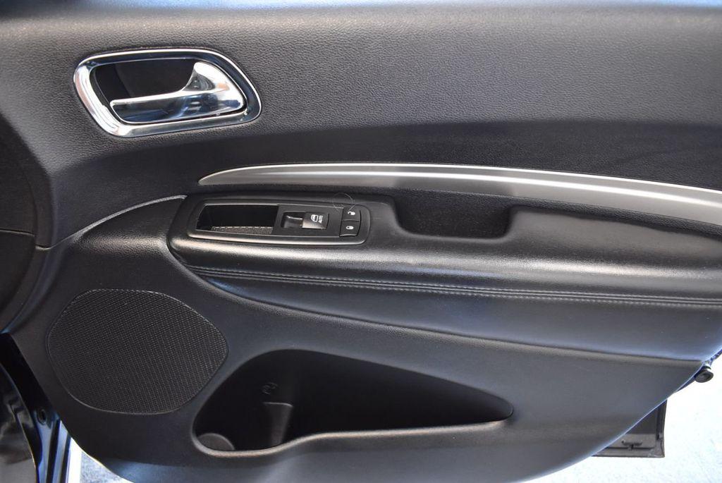 2015 Dodge Durango 2WD 4dr SXT - 18093621 - 24