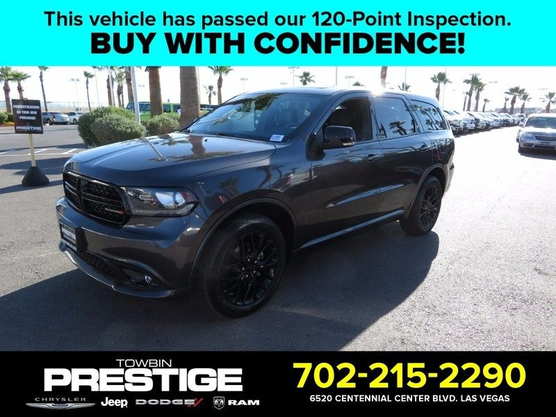2015 Dodge Durango AWD 4dr Limited - 16849874 - 0
