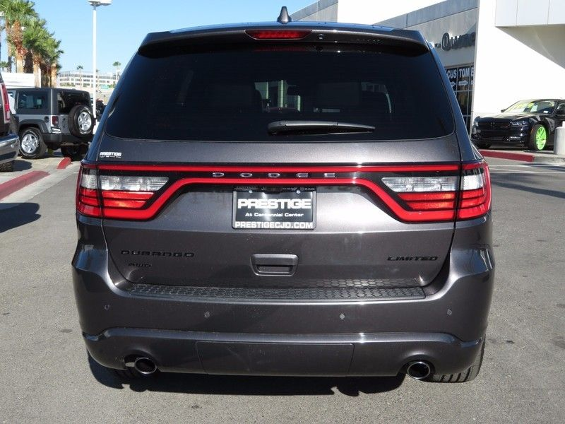 2015 Dodge Durango AWD 4dr Limited - 16849874 - 5
