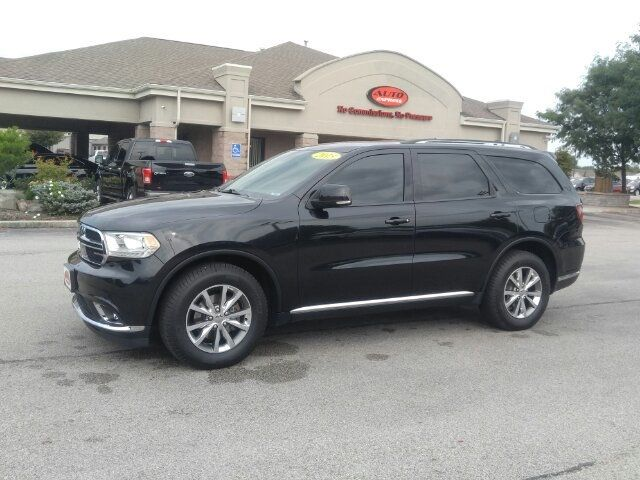 Dodge Durango Used >> 2015 Used Dodge Durango Limited Awd 18 Premium Alloys Navigation Heated Leather 3rd Row At Auto Express Lafayette In Iid 19235302