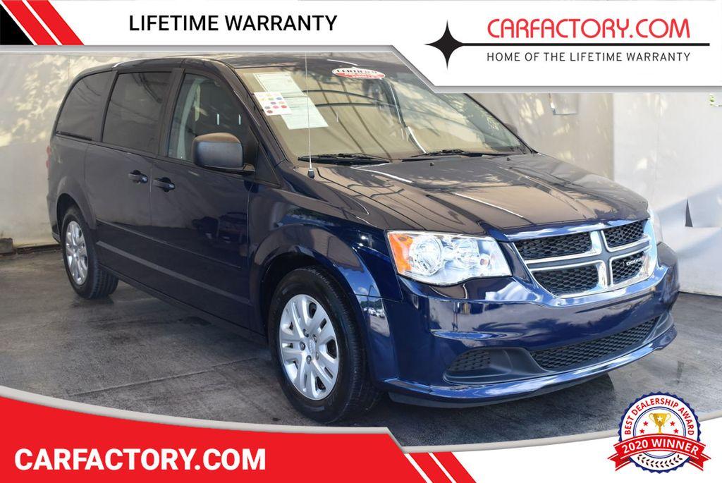 2015 Dodge Grand Caravan SE - 17875140 - 0