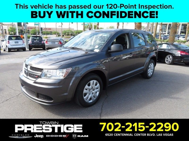 2015 Dodge Journey FWD 4dr SE - 16778811 - 0