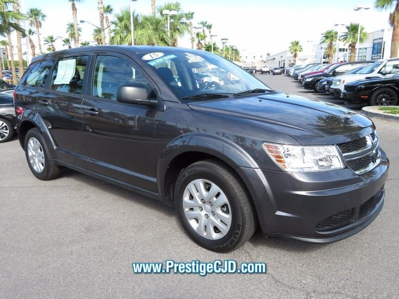 2015 Dodge Journey FWD 4dr SE - 16778811 - 2