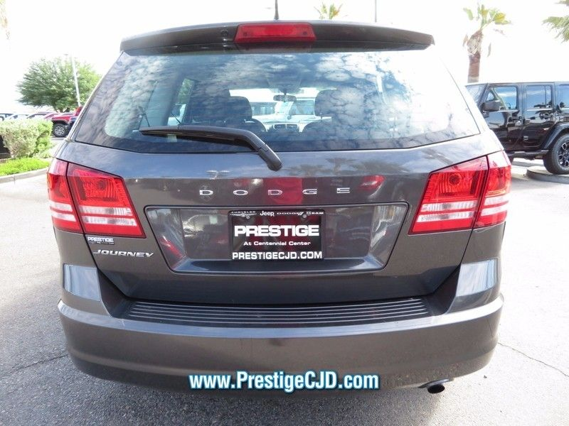 2015 Dodge Journey FWD 4dr SE - 16778811 - 5