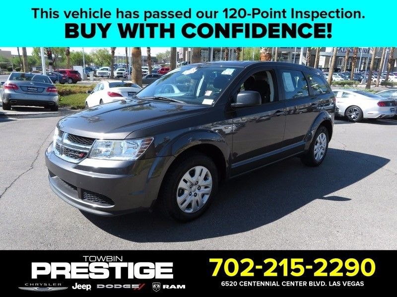2015 Dodge Journey FWD 4dr SE - 16824983 - 0
