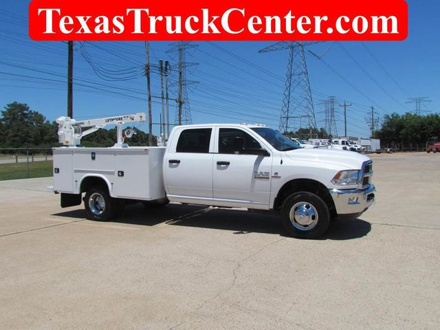 2015 Dodge Ram 3500 Mechanics Service Truck 4x4 - 16096956 - 0
