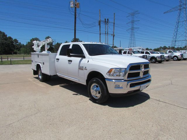 2015 Dodge Ram 3500 Mechanics Service Truck 4x4 - 16096956 - 1