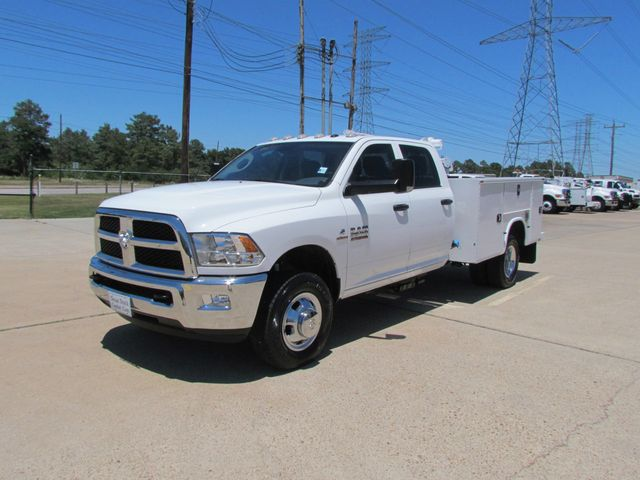 2015 Dodge Ram 3500 Mechanics Service Truck 4x4 - 16096956 - 3
