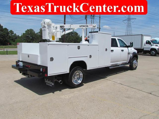 2015 Dodge Ram 5500 Mechanics Service Truck 4x4 - 15669638 - 0