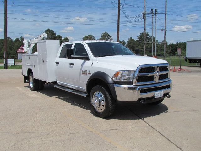 2015 Dodge Ram 5500 Mechanics Service Truck 4x4 - 15669638 - 2