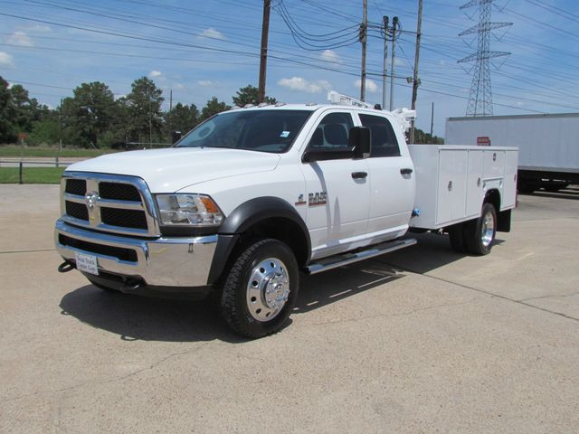 2015 Dodge Ram 5500 Mechanics Service Truck 4x4 - 15669638 - 4