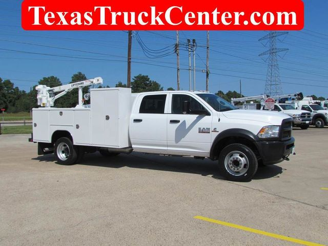 2015 Dodge Ram 5500 Mechanics Service Truck 4x4 - 16169012 - 1