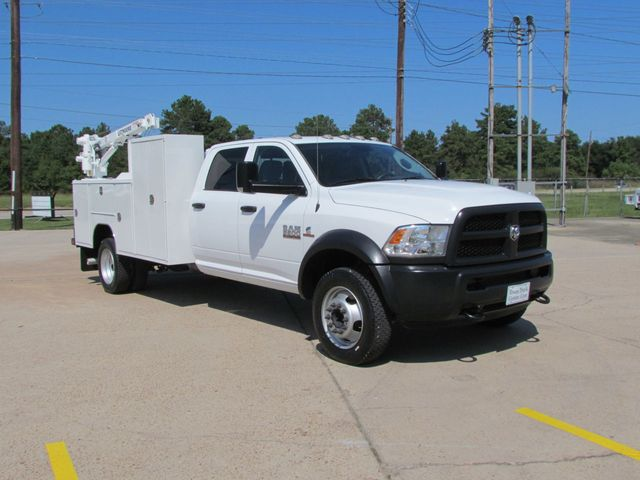 2015 Dodge Ram 5500 Mechanics Service Truck 4x4 - 16169012 - 2