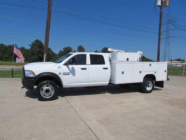 2015 Dodge Ram 5500 Mechanics Service Truck 4x4 - 16169012 - 4