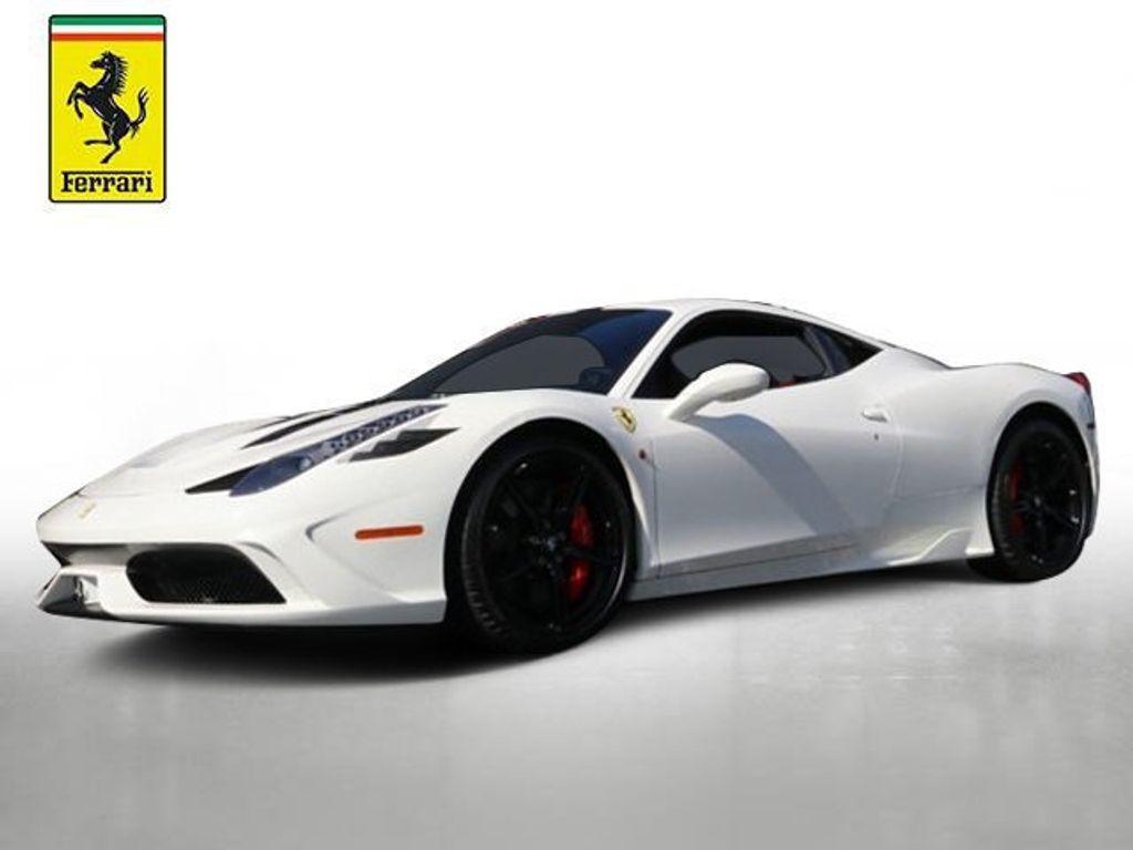 2015 Ferrari 458 Italia  - 18497335 - 0