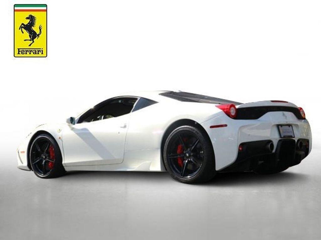2015 Ferrari 458 Italia  - 18497335 - 3