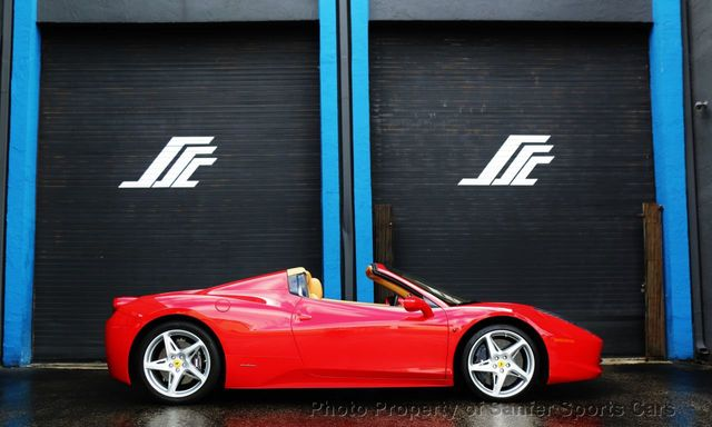 2015 Ferrari 458 Italia 2dr Convertible
