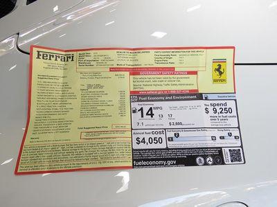 2015 Ferrari 458 Italia Spider - Click to see full-size photo viewer
