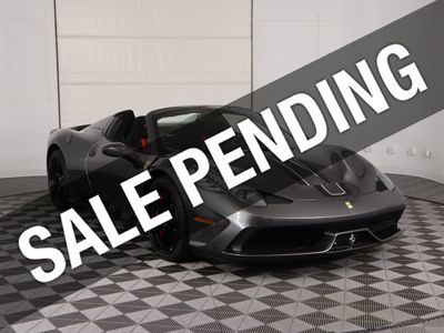 2015 Ferrari 458 Speciale >> 2015 Used Ferrari 458 Speciale Aperta At Penske Luxury Serving A Penske Automotive Group Iid 18782602
