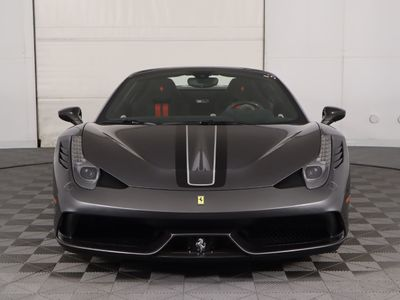 2015 Ferrari 458 Speciale Aperta  - Click to see full-size photo viewer