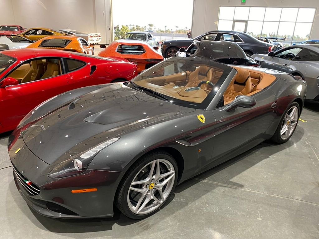 Used Ferrari California Ontario Ca