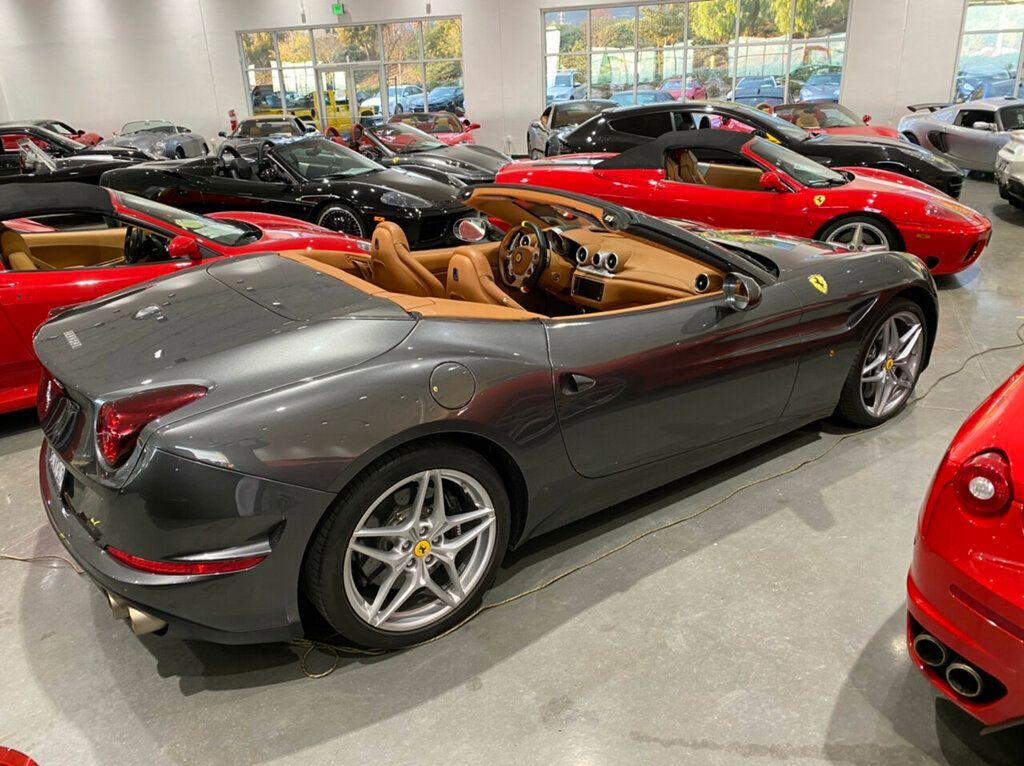 2015 Used Ferrari California 2dr Convertible at CNC Motors ...