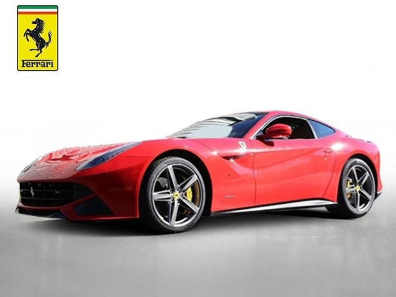 2015 Ferrari F12berlinetta 2dr Coupe - Click to see full-size photo viewer