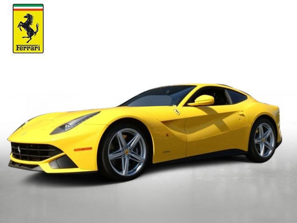 2015 Ferrari F12berlinetta 2dr Coupe - 18596246 - 0