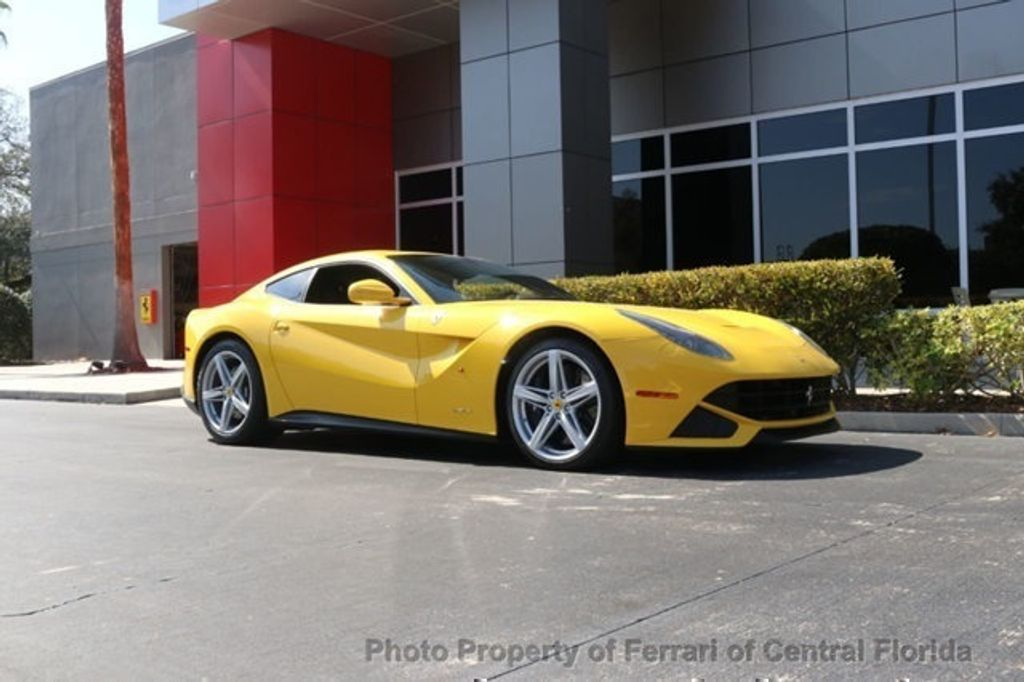 2015 Ferrari F12berlinetta 2dr Coupe - 18596246 - 8