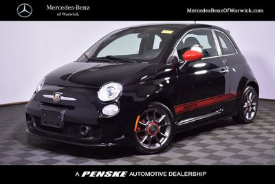 2015 FIAT 500 2dr Hatchback Abarth Coupe