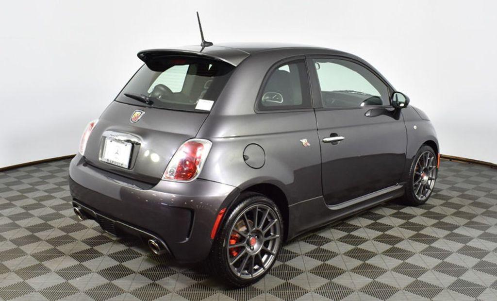 Fiat abarth tire size
