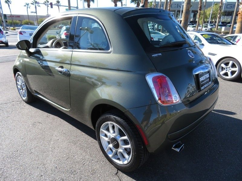 2015 FIAT 500 2dr Hatchback Pop - 17152754 - 9