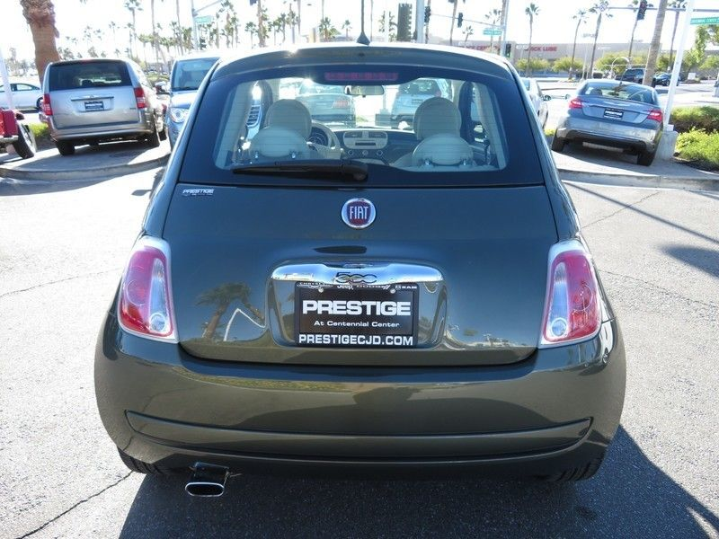2015 FIAT 500 2dr Hatchback Pop - 17152754 - 10