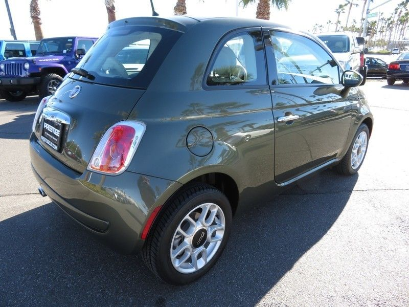 2015 FIAT 500 2dr Hatchback Pop - 17152754 - 11