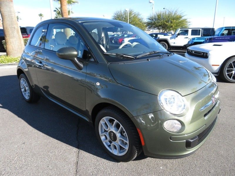 2015 FIAT 500 2dr Hatchback Pop - 17152754 - 2