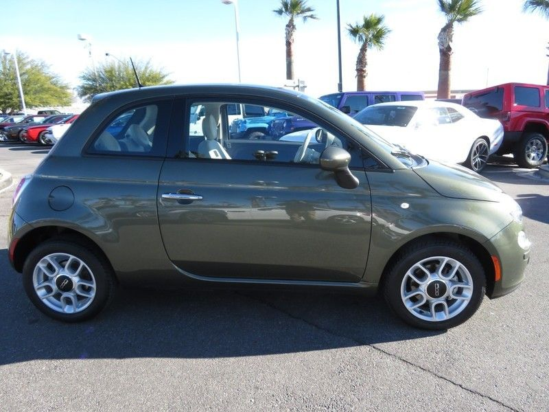 2015 FIAT 500 2dr Hatchback Pop - 17152754 - 3