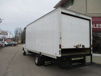 2015 Ford Econoline Commercial Cutaway 16'FT BOX TRUCK - Click to see full-size photo viewer