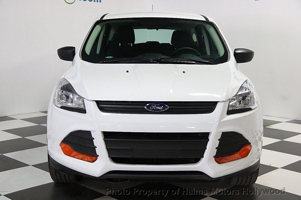 2015 used ford escape fwd 4dr s at haims motors hollywood serving fort lauderdale hollywood. Black Bedroom Furniture Sets. Home Design Ideas