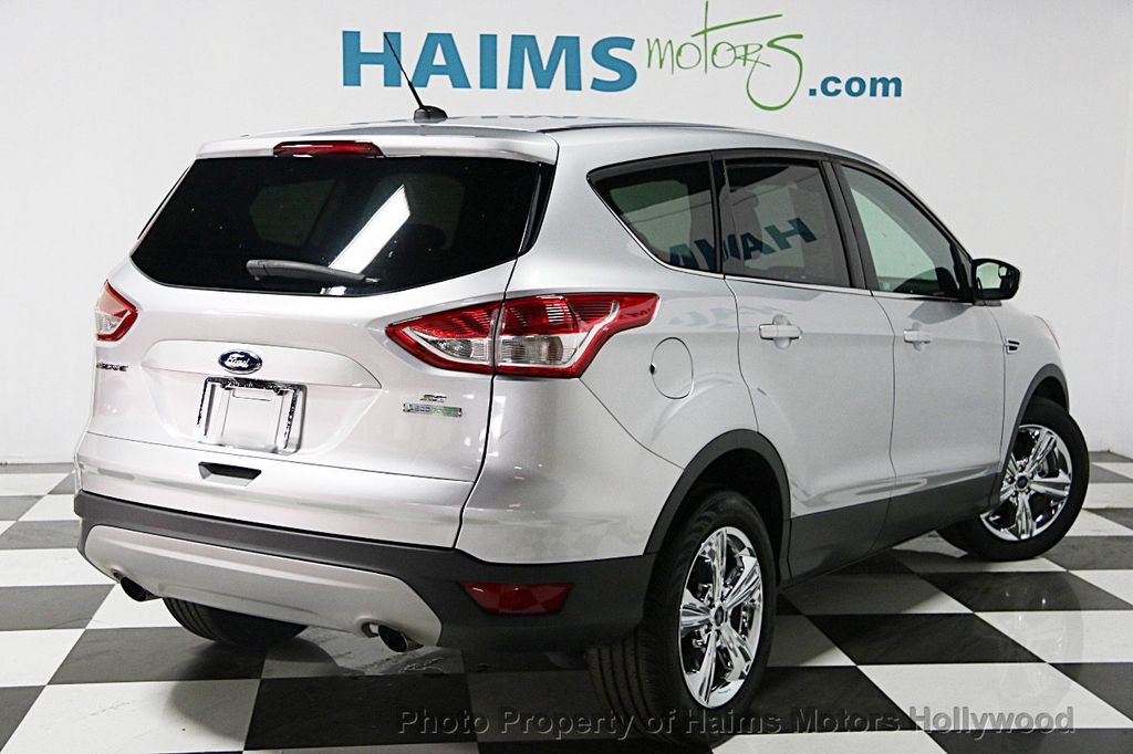 2015 used ford escape fwd 4dr se at haims motors serving fort lauderdale hollywood miami fl. Black Bedroom Furniture Sets. Home Design Ideas