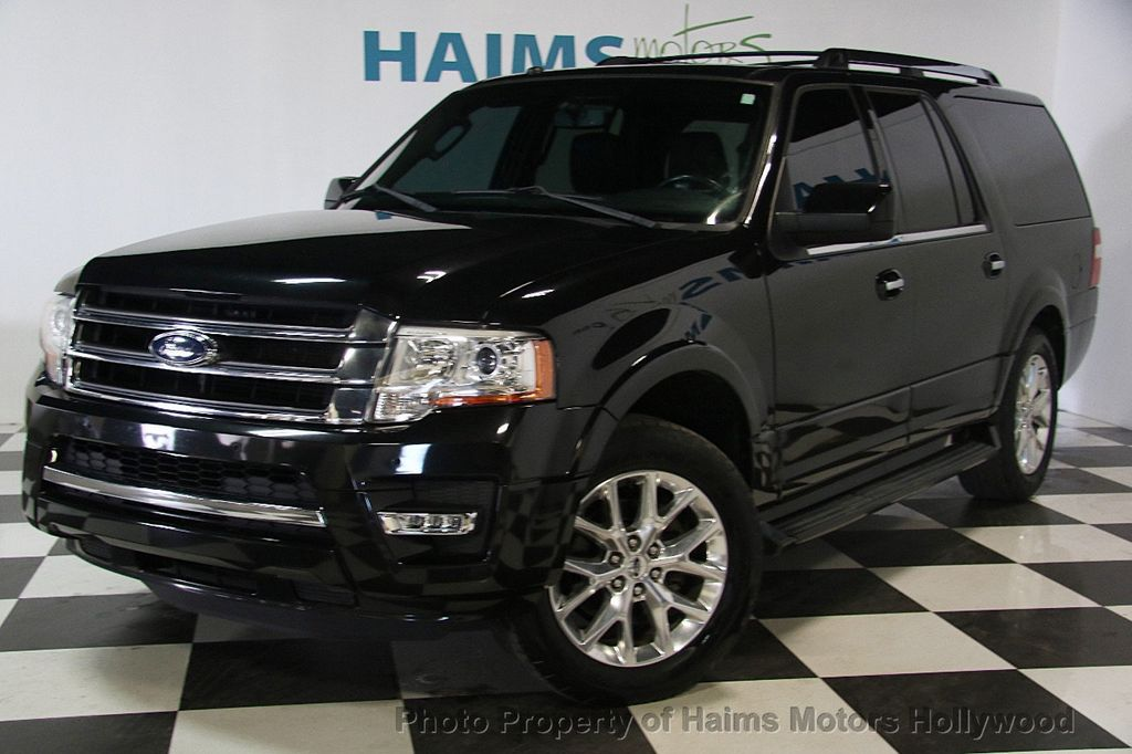 Ford Dealership Fort Lauderdale >> 2015 Used Ford Expedition EL 2WD 4dr Limited at Haims Motors Serving Fort Lauderdale, Hollywood ...