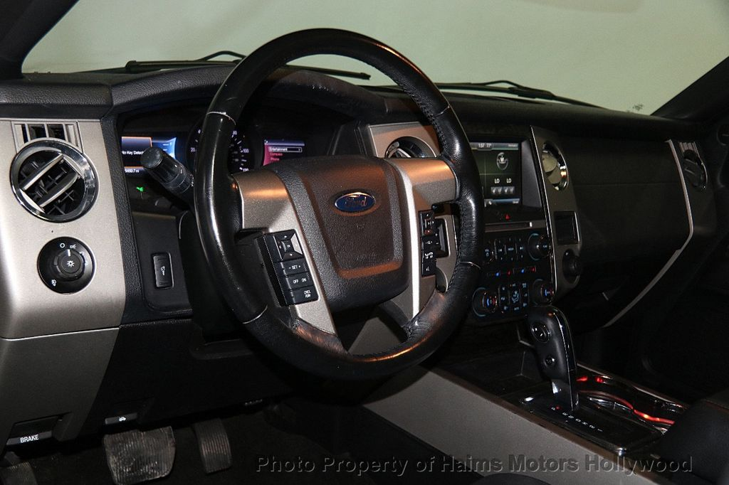 2015 Ford Expedition EL 2WD 4dr Limited - 17263793 - 24